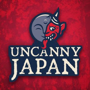 Uncanny Japan Podcast Logo